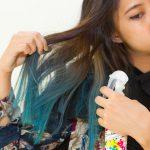 ヘアチョークをご紹介!自由自在に髪の毛に色を付けることができる!