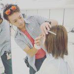 【feel.a(フィールエー) 南吉成店】上品レディなヘアスタイルが得意な美容師の中澤祐輔さん
