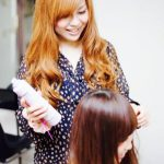 【HAIR SET SALON SKEETER】ガーリー系.ゆるふわ系が得意な美容師のYUKINO(ゆきの)さん
