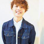 【Spin hair 亀岡店】ガーリーが得意な美容師の竹森幹さん