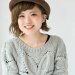 【ALLES(アレス)園田店】アレンジボブが得意な美容師のmeguさん