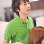【LE-PLA BEAU Beret】ベリーショートスタイルが得意な美容師の堀毛翔太さん