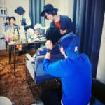 【res(レス)】お洒落ヘアアレンジが得意な美容師のfujiさん