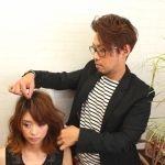 【滋賀守山】外国人風カラー&オシャレヘアの提案が得意な美容師の石井康雄さん