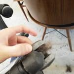 美容室のカットチェアーのキャスタ&ローラ部分の毛づまり対処法を調べてみた